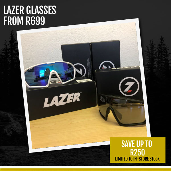 Lazer Glasses
