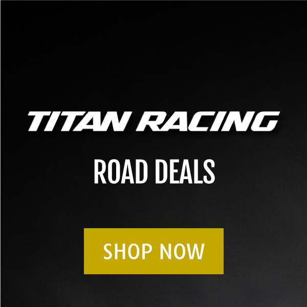 Titan Racing Header