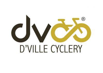 D'Ville Cyclery Logo